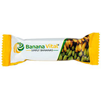 Request your FREE sample of Banana Vital Fruit Bars