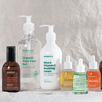 Request your FREE sample set by The Aromatica