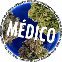 Request your FREE stickers by Medico Apparel