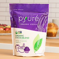 Request your Free Pyure Organic Stevia Sweetener Sample