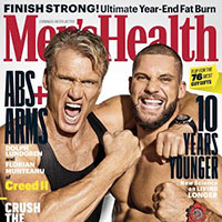 Request your Free subscription to Men's Health Magazine