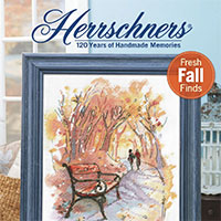 Request your U.S. Catalog by Herrschners