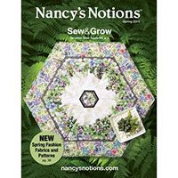 Request your free copy a Nancy's Notions Catalog