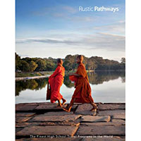 Request your free copy of the Rustic Pathways catalog