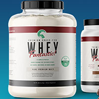 Retrieve Your Free Whey Fantastic Protein Shake Sample