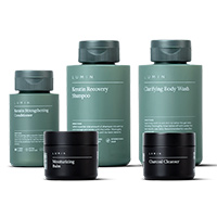 Receive A Modern Bathroom Set Trial By Lumin Skin Management For Men For Free
