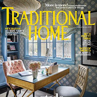 Get your 2-year subscription for Traditional Home Magazine for FREE!