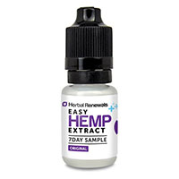 Try A Risk FREE Herbal Renewals CBD Trial Kit