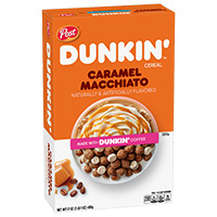 Try A Sample Of Post Dunkin' Cereal For Free