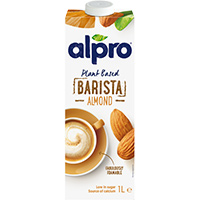 Try Alpro Barista For Free