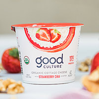 Try Good Culture Organic Cottage Cheese Cups For Free