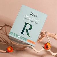 Try Out FREE Rael Pad & Liner Samples