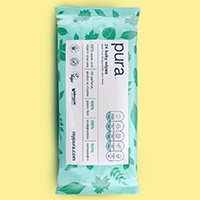 Try Out Pura Wipes For Free