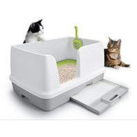 Try Tidy Cats Breeze Xl Litter System For Free
