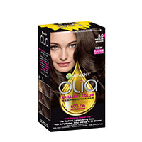 Try out Free Garnier Olia Haircolor product after rebate