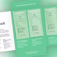 Try out Monat Home Hair SPA Samples for FREE