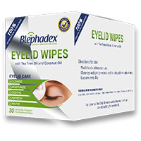 Try out a FREE Trial of Blephadex® eyecare