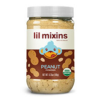 Try out a Lil Mixins Infant Peanut Powder by Moms Meet