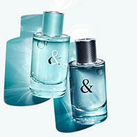 Try the NEW Tiffany & Love fragrance for Him & Her (UK)