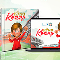 Win A Copy Of The King Kenny Book