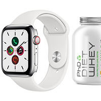 Win An Apple Watch & A Year'S Supply Of Phd Nutrition