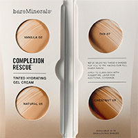 Claim Your FREE Sample of bareMinerals Complexion Rescue Tinted Hydrating Gel Cream