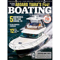 Sign up For A complimentary one year digital subscription to Boating Magazine
