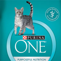 Get your free coupon for Purina ONE Dog or Cat Food Bag