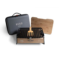 Receive your party pack valued at $200 from HERO™ Grill for FREE